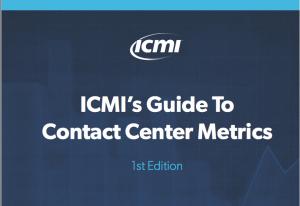 ICMI Guide to CC Metrics