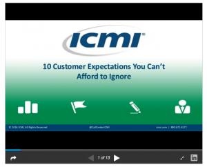 10 Customer Exp Slide Show