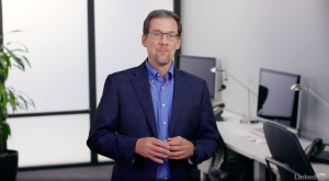 Brad Cleveland delivering LinkedIn Learning Course